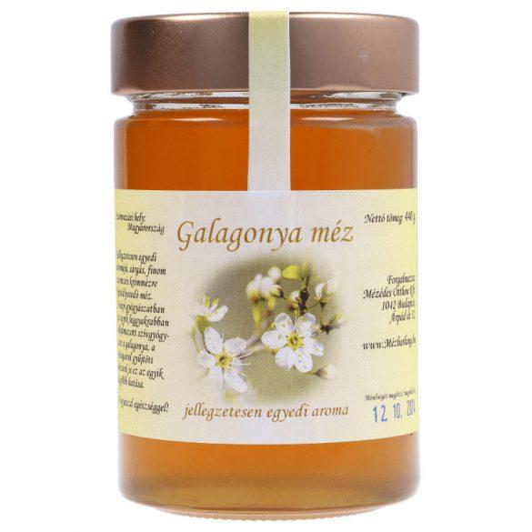 Galagonya méz 400 g (Mézbarlang-Magyarország)