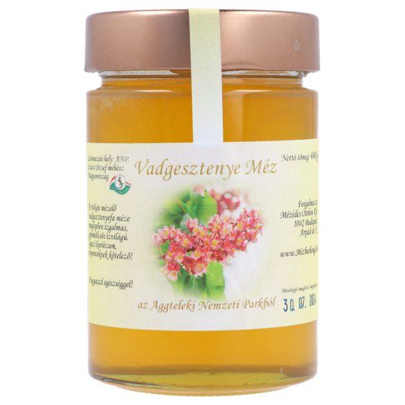 Vadgesztenye méz 400g (Mézbarlang-Aggtelek)